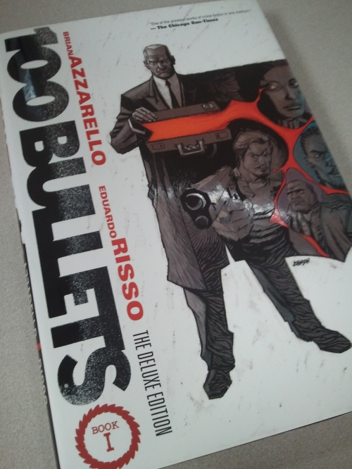 100 Bullets Deluxe Edition Book One