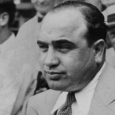 Noir Quotes Al Capone