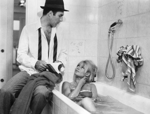 Le Mepris Brigitte Bardot