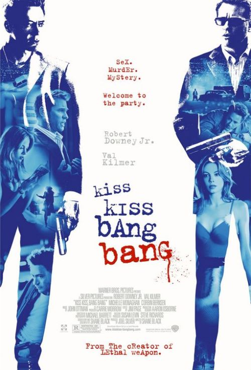 Crime Movies Kiss Kiss Bang Bang