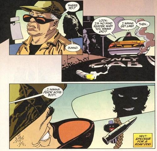 100 Bullets Noir Comic