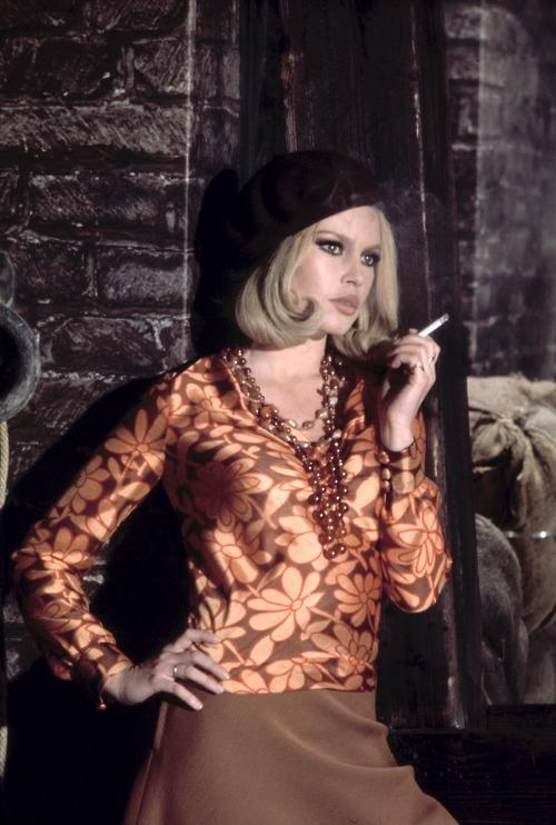 Brigitte Bardot Bonnie and Clyde