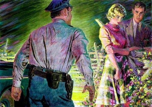 Noir Art Edwin Georgi
