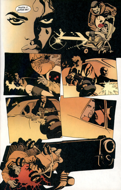 Noir Comics 100 Bullets