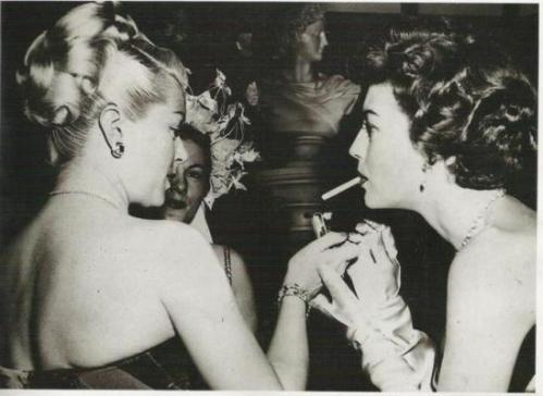 Lana Turner Ava Gardner