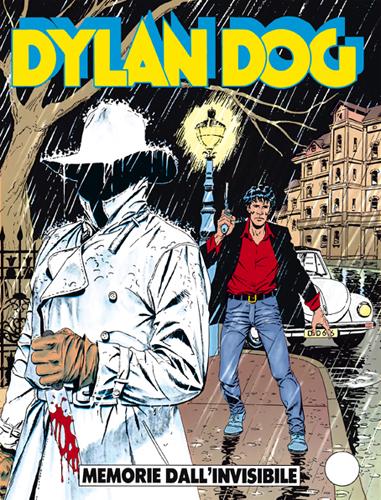Noir Comics Dylan Dog Memorie Dall'Invisibile
