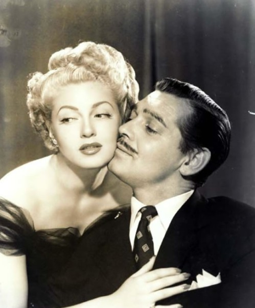 Lana Turner Clark Gable