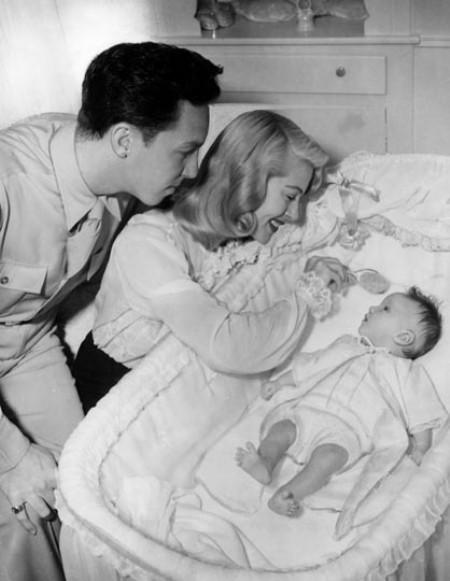 Lana Turner Stephen Crane Cheryl