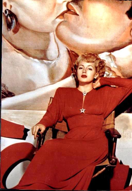 Femme Fatales | Lana Turner | NoirWHALE
