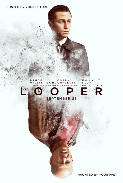 Crime Movies Looper 2012