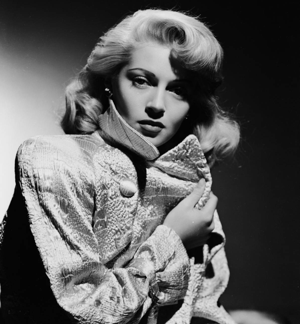 Actress Lana Turner