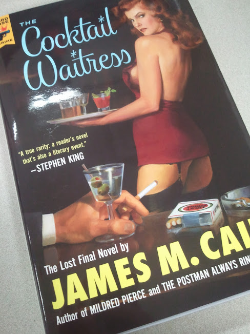 Noir Crime Fiction The Cocktail Waitress James M Cain