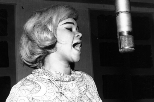 Noir Music Etta James