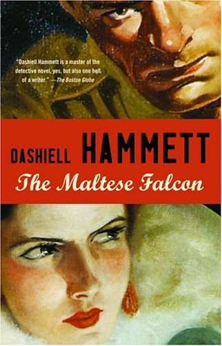 Noir Crime Fiction The Maltese Falcon Dashiell Hammett