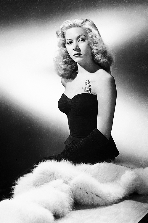 Gloria Grahame Starlet