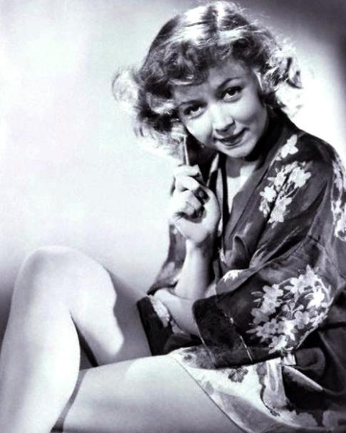 Gloria Grahame Femme Fatale