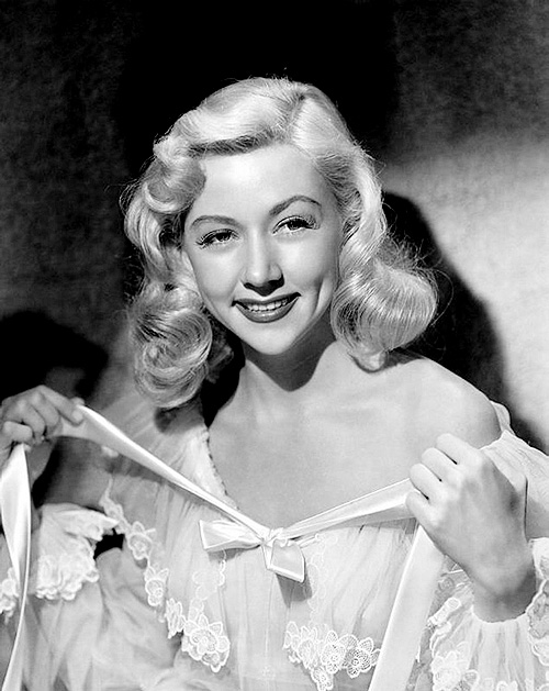 Gloria Grahame Smiling