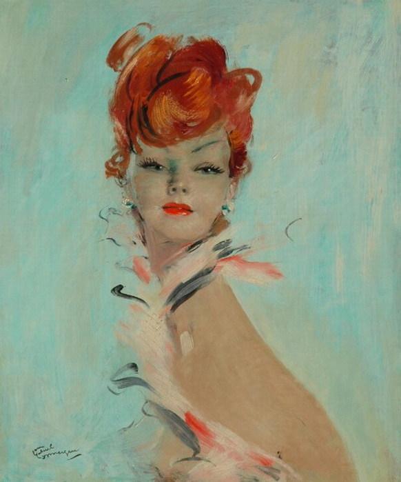 Jean-Gabriel Domergue Women