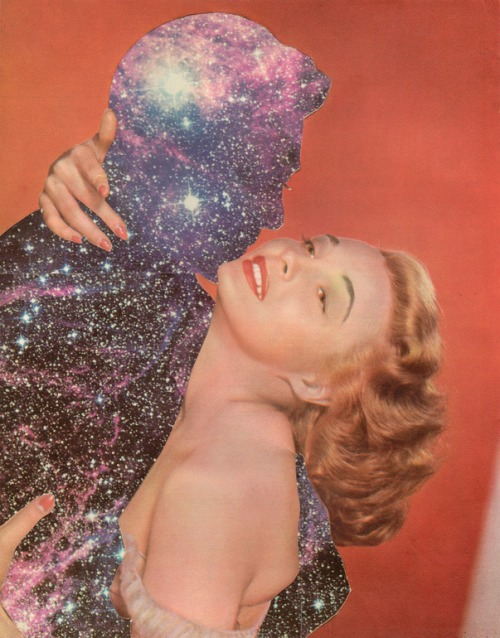 Artist Joe Webb Antares and Love II