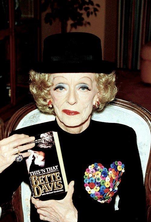 Bette Davis Autobiography