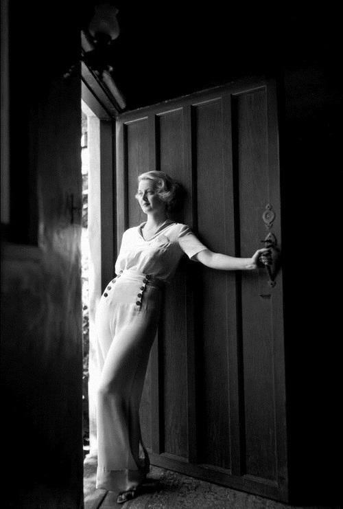 Femme Fatale Bette Davis
