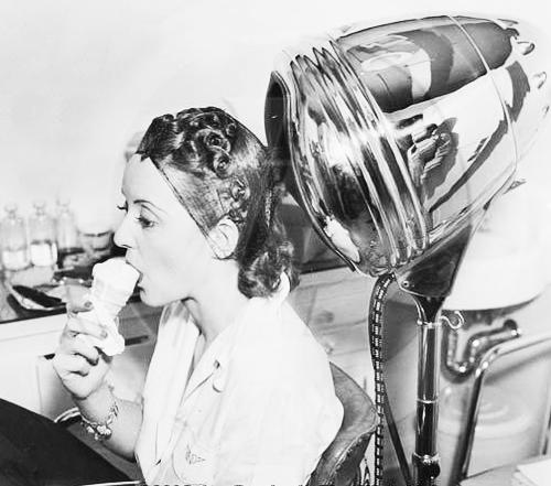 Bette Davis Hairstyle