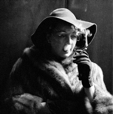 Old Bette Davis