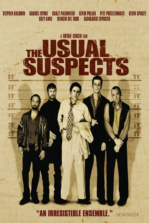 Crime Movies The Usual Suspects 1995
