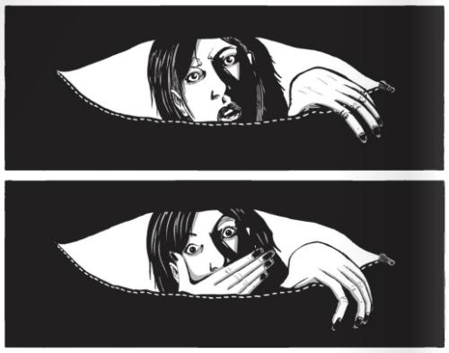 Lil Issue 1 Noir Comics