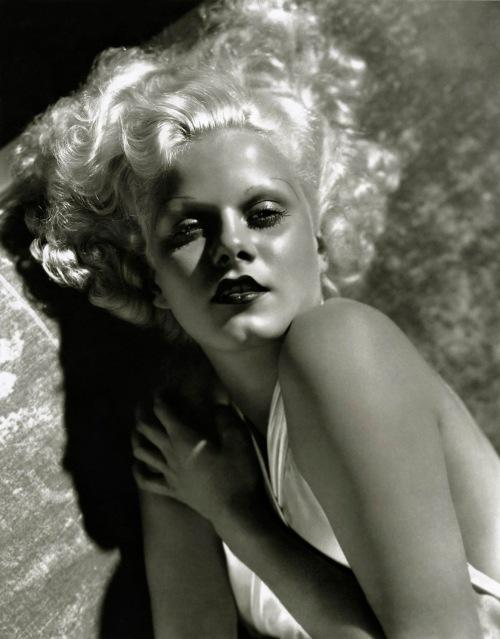 Femme Fatale Jean Harlow