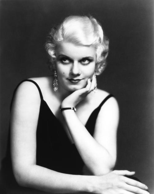 Jean Harlow Blonde Bombshell