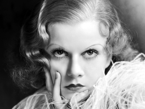 Femme Fatales Jean Harlow Red-Headed Woman
