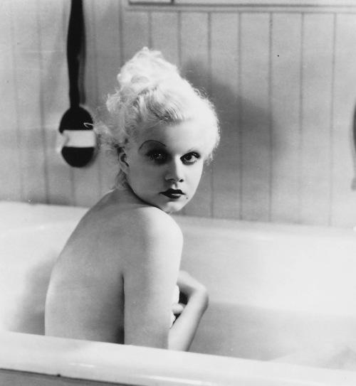 Jean Harlow film noir