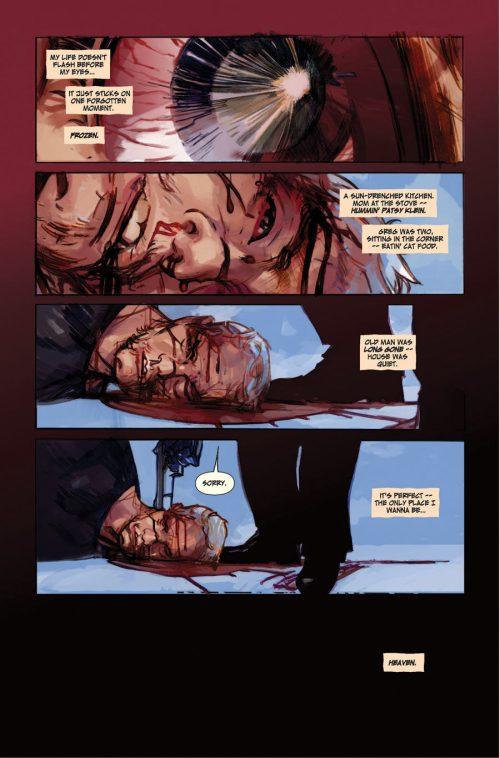 The Last Days of American Crime Noir Comics