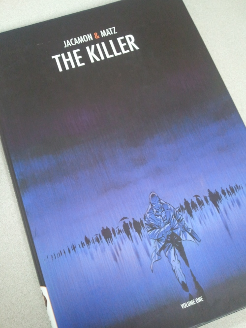 The Killer Noir Comic
