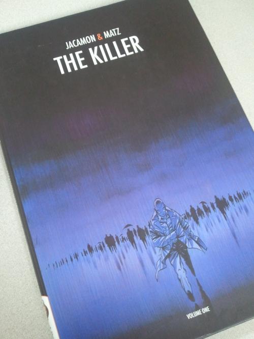 The Killer Noir Comic