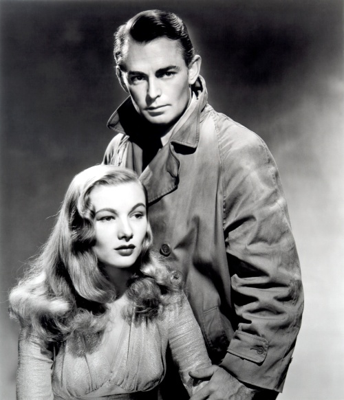 Veronica Lake Alan Ladd This Gun for Hire