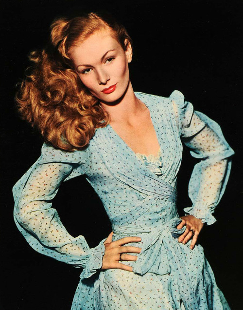 Veronica Lake Actress