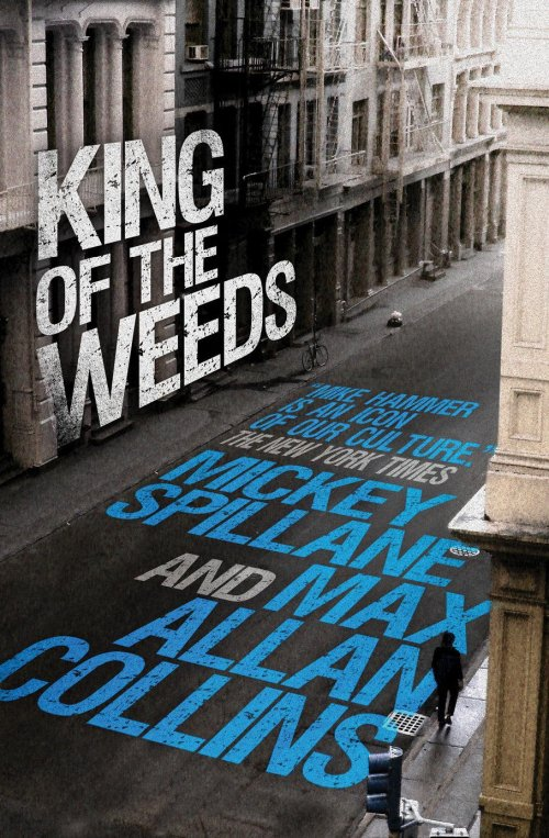 Book Cover of King Of The Weeds