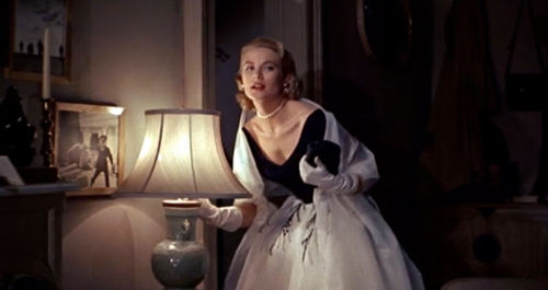 Grace Kelly in Rear Window